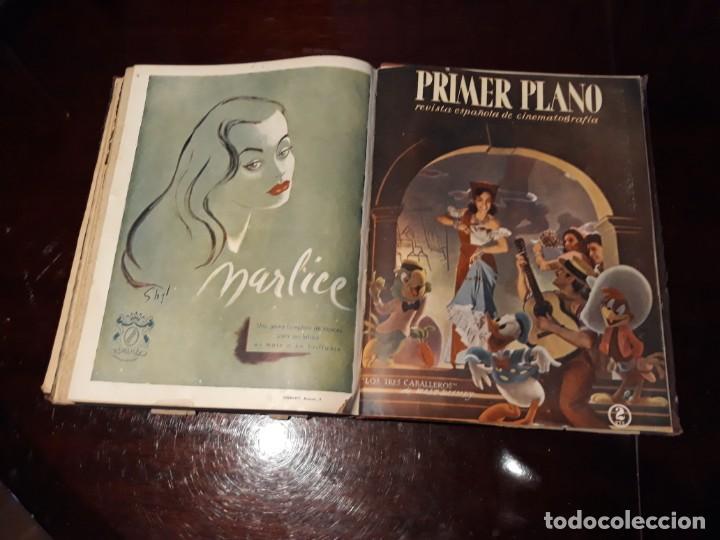Cine: TOMO DE 19 REVISTAS DE CINE PRIMER PLANO DE LOS AÑOS 1946 Y 1947 . - Foto 52 - 156718354
