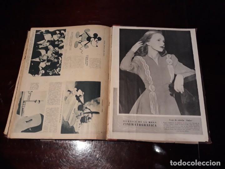 Cine: TOMO DE 19 REVISTAS DE CINE PRIMER PLANO DE LOS AÑOS 1946 Y 1947 . - Foto 54 - 156718354