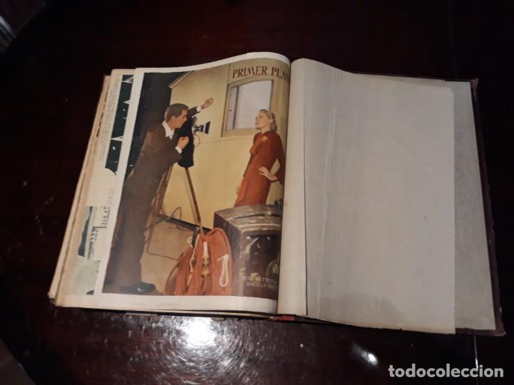 Cine: TOMO DE 19 REVISTAS DE CINE PRIMER PLANO DE LOS AÑOS 1946 Y 1947 . - Foto 55 - 156718354