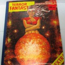 Cine: TERROR FANTASTIC, RETAPADO Nº 15-19-20-22-23-25, REVISTA CINE AÑOS 1972-73. Lote 156760538