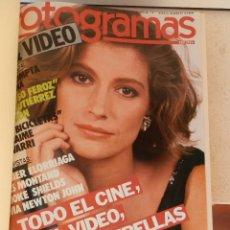 Cine: COLECCION ENCUADERNADA DE REVISTA FOTOGRAMAS AÑO 1984. COMPLETO . Lote 156862258
