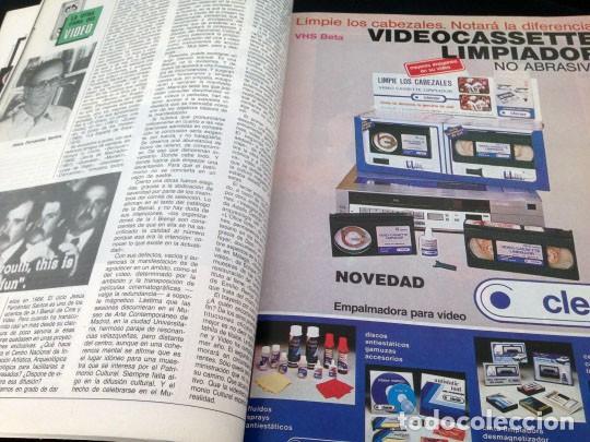 Cine: PANTALLA 3 VIDEO - Nº 26 - 1985 - LISTA OFICIAL DE PELICULAS (II) - Foto 3 - 157235362