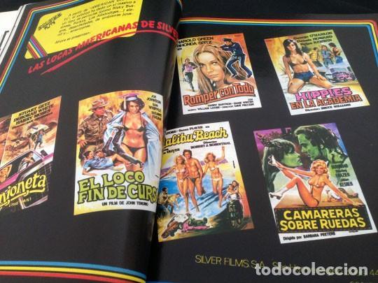Cine: PANTALLA 3 VIDEO - Nº 26 - 1985 - LISTA OFICIAL DE PELICULAS (II) - Foto 4 - 157235362