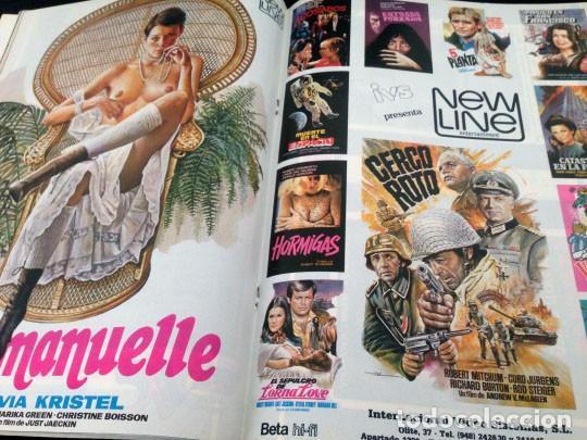 Cine: PANTALLA 3 VIDEO - Nº 26 - 1985 - LISTA OFICIAL DE PELICULAS (II) - Foto 10 - 157235362