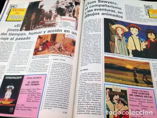 Cine: PANTALLA 3 VIDEO - Nº 26 - 1985 - LISTA OFICIAL DE PELICULAS (II) - Foto 12 - 157235362