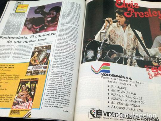 Cine: PANTALLA 3 VIDEO - Nº 26 - 1985 - LISTA OFICIAL DE PELICULAS (II) - Foto 13 - 157235362