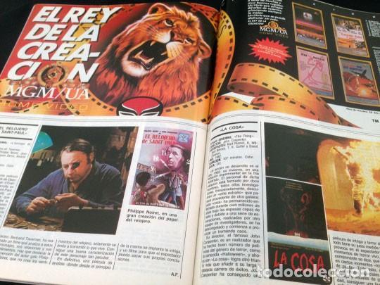 Cine: PANTALLA 3 VIDEO - Nº 26 - 1985 - LISTA OFICIAL DE PELICULAS (II) - Foto 15 - 157235362