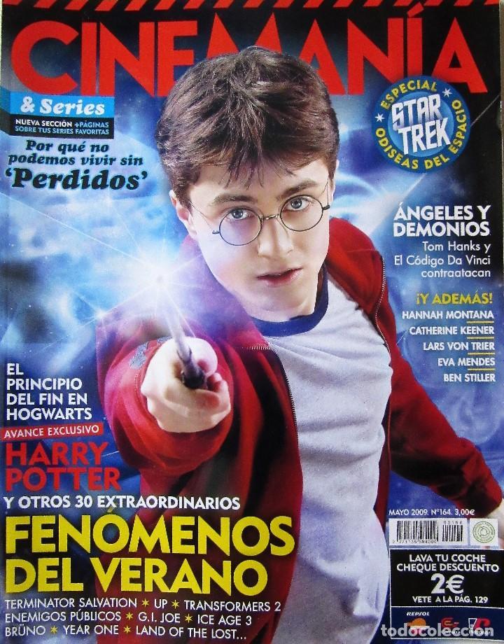 CINEMANÍA 164 (Cine - Revistas - Cinemanía)