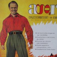 Cine: REVISTA-AGR-COLECCIONISTAS DE CINE-ESPECIALIZADA EN CARTELES DE CINE-Nº 10-JUNIO 2001- GRAN CALIDAD.. Lote 158020086