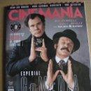 Cine: CINEMANIA Nº281 (EN PORTADA:HOLMES & WATSON) ¡¡LEER DESCRIPCION!!. Lote 158025810