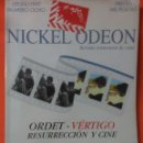 Cine: REVISTA NICKEL ODEON NÚMERO 8. Lote 158142460