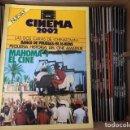 Cine: COLECCION COMPLETA CINEMA 2002 Y CINEMA 2001. Lote 158218426