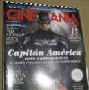 Cine: CINEMANIA Nº222 (EN PORTADA:CAPITAN AMERICA;EL SOLDADO DE INVIERNO) ¡¡LEER DESCRIPCION!!. Lote 158351450
