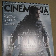 Cinema - CINEMANIA Nº231 (EN PORTADA:EXODUS) ¡¡LEER DESCRIPCION!! - 158352310
