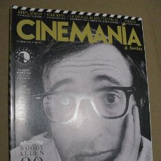 Cine: CINEMANIA Nº240 (EN PORTADA:WOODY ALLEN) ¡¡LEER DESCRIPCION!!. Lote 158353246