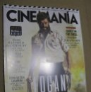 Cine: CINEMANIA Nº258 (EN PORTADA:LOGAN) ¡¡LEER DESCRIPCION!!. Lote 158373622