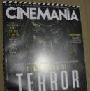 Cine: CINEMANIA Nº276 (EN PORTADA:PREDATOR) ¡¡LEER DESCRIPCION!!. Lote 158375782