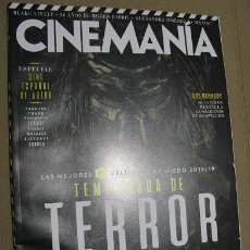 Cinema - CINEMANIA Nº276 (EN PORTADA:PREDATOR) ¡¡LEER DESCRIPCION!! - 158375782