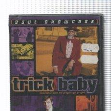 Cine: PELICULA DVD: TRICK BABY, SOUL SHOWCASE. UNIVERSAL (1972). Lote 218667687