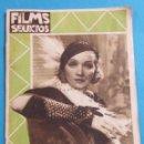 Cine: FILMS SELECTOS. AÑO III, Nº 87. 11 JUNIO 1932.. Lote 158642534