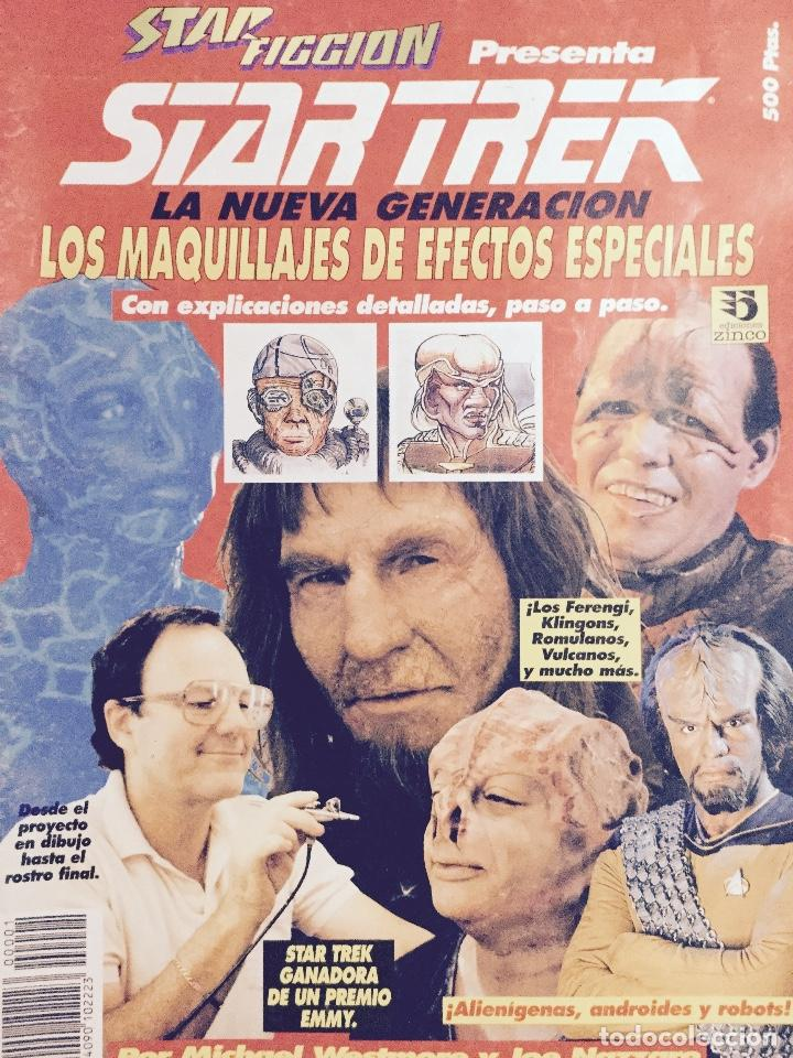 STAR TREK (Cine - Revistas - Star Ficcion)