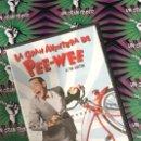 Cine: LA GRAN AVENTURA DE PEE-WEE (TIM BURTON) DVD . Lote 158875566