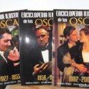 Cine: ENCICLOPEDIA ILUSTRADA DE LOS OSCAR-DE 1927 A2007.. Lote 158900638