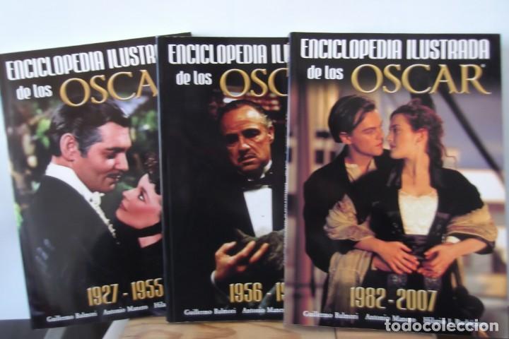 Cine: ENCICLOPEDIA ILUSTRADA DE LOS OSCAR-DE 1927 A2007. - Foto 7 - 158900638