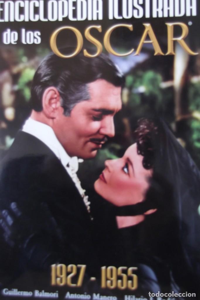 Cine: ENCICLOPEDIA ILUSTRADA DE LOS OSCAR-DE 1927 A2007. - Foto 8 - 158900638