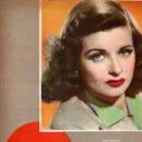 Cine: REVISTA CINEMA Nº 28 1947 - JOAN BENNETT - REX HARRISON. Lote 159621974