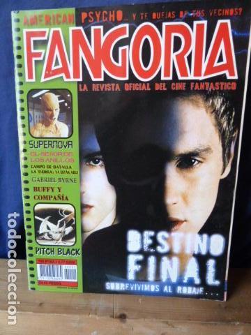 FANGORIA N.1 (Cine - Revistas - Fangoria)