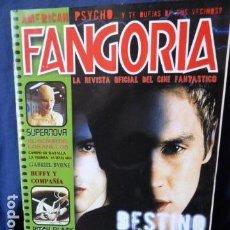 Cine: FANGORIA N.1. Lote 159717090