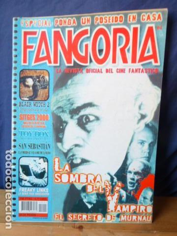 FANGORIA N.4 (Cine - Revistas - Fangoria)