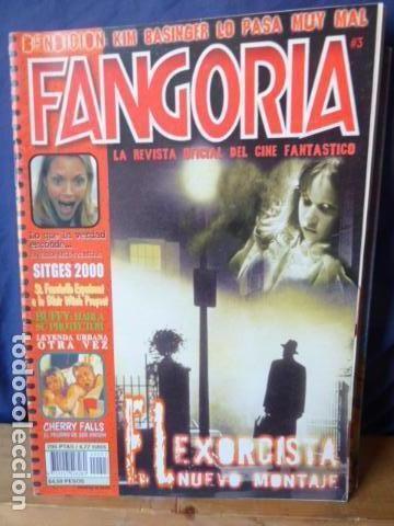FANGORIA N.3 (Cine - Revistas - Fangoria)