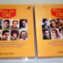 Cine: 20 LASER DISC - MITOS DEL CINE - ANTOLOGÍA DEL CINE CLÁSICO.. Lote 159853114