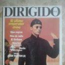 Cine: DIRIGIDO POR ... Nº 153 - REVISTA DE CINE - AÑOS 80. Lote 160270642