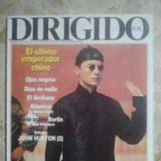 Cinema - DIRIGIDO POR ... Nº 153 - REVISTA DE CINE - AÑOS 80 - 160270642