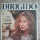 Cine: DIRIGIDO POR ... Nº 155 - REVISTA DE CINE - AÑOS 80. Lote 160270722