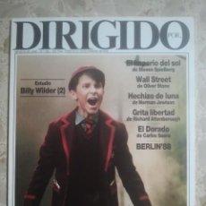Cinema - DIRIGIDO POR ... Nº 156 - REVISTA DE CINE - AÑOS 80 - 160270814