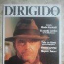 Cine: DIRIGIDO POR ... Nº 158 - REVISTA DE CINE - AÑOS 80. Lote 160270990
