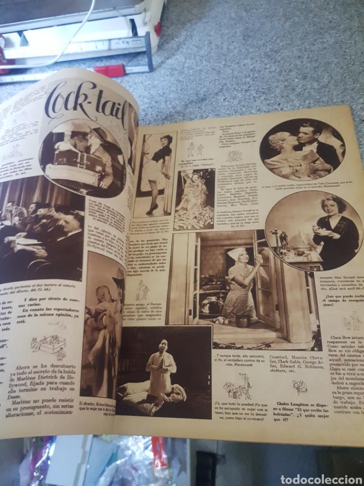 Cine: Revista de cine cinegramas número 73 año 1936 - Foto 3 - 160293978