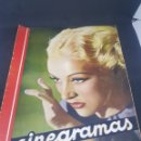 Cine: REVISTA DEFINE CINEGRAMAS NÚMERO 85 AÑO 1936 VERBENA DE LA PALOMA ELEANOR WHITNEY HELEN WILSON. Lote 160294682