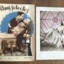 Cine: REVISTA FILMS SELECTOS. AÑO 1932 INCLUIDO FOTO SUPLEMENTO. Lote 160346673
