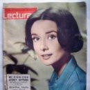 Cine: MARISOL. AUDREY HEPBURN. SARA MONTIEL REVISTA LECTURAS. AÑO 1963.. Lote 160428254