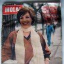 Cine: BRIGITTE BARDOT. ELIZABETH TAYLOR. CHARLIE CHAPLIN. CONCHA VELASCO. REVISTA HOLA. AÑO 1978.. Lote 160429726
