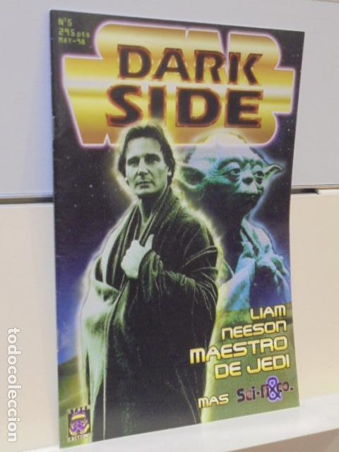 REVISTA DARK SIDE Nº 5 MAYO 1998 (Cine - Revistas - Dark side)