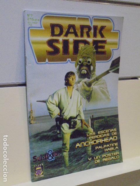 REVISTA DARK SIDE Nº 7 JULIO AGOSTO 1998 (Cine - Revistas - Dark side)