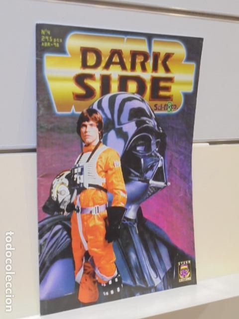 REVISTA DARK SIDE Nº 4 ABRIL 1998 (Cine - Revistas - Dark side)