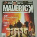 Cine: MAVERICK Nº3 - ABRIL 2007. Lote 160655562
