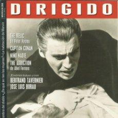 Cine: DOSSIER ESPECIAL DRACULA 100 AÑOS - HAMMER UNIVERSAL - MURNAU - LEE - FISHER. Lote 160715402